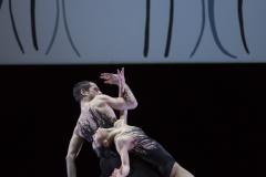 Floriado Komino tanzt mit Marié ShimadaFoto Stephan Walzl