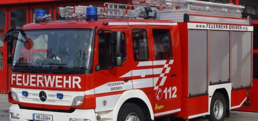 Feuerwehr Bremen, Foto: WR