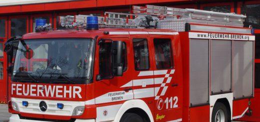 Für die Feuerwehr gibt es einen Großeinsatz in Hastedt. Foto: WR