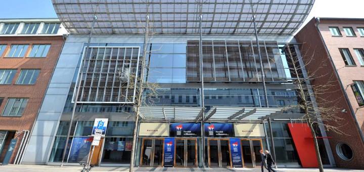 Das Musical Theater Bremen soll verkauft werden. Foto: WR