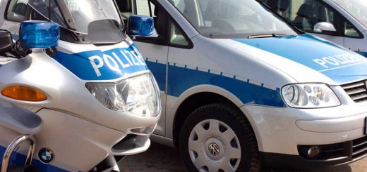 Polizeieinsatz / Smybolfoto