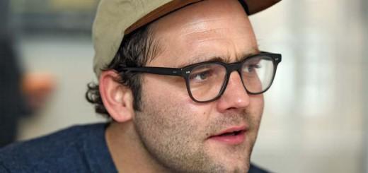 Musiker Axel Bosse im Interview. Foto: Schlie