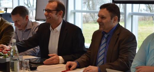 Ex-Grüner Özdal hospitiert bei CDU. Foto: CDU