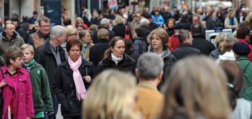 Shopping in der City Foto: WR