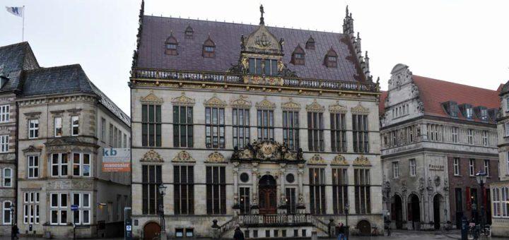 Der Schütting, Sitz der Handelskammer Bremen. Foto: Schlie