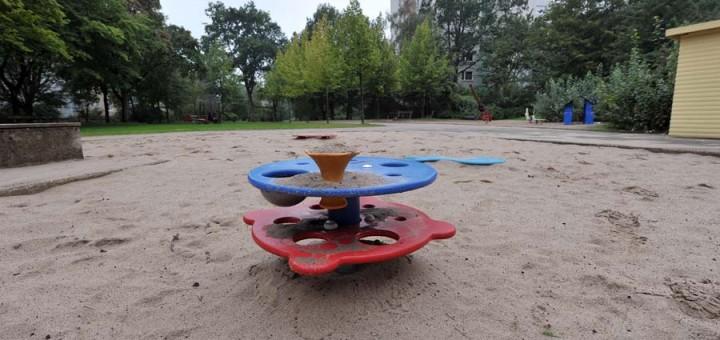 Bremer Spielplätze sind teilweise in schlechtem Zustand. Foto: WR