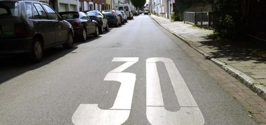 Braucht Bremen mehr Tempo-30-Zonen? Foto: WR