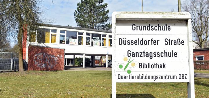 Unmut beim Elternbeirat der Grundschule an der Düsseldorfer Straße.