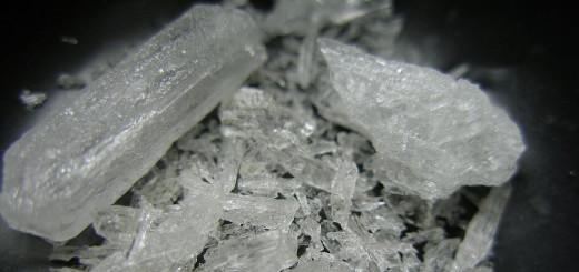 Pure Splitter aus Crystal Meth Foto: Radspunk