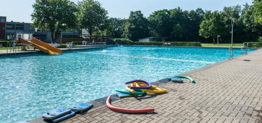 Bleibt diesen Sommer geschlossen: Das Freibad in Vegesack