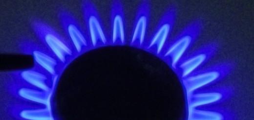 Die Flamme an einem Gasherd. Foto: Wikipedia