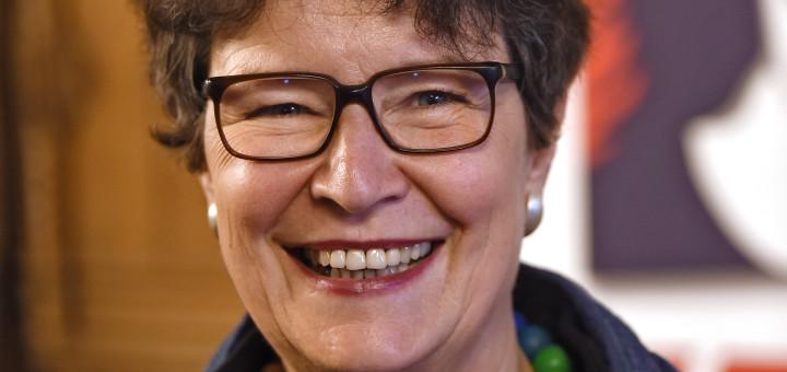 Inge Danielzick ist die Bremer Frau des Jahres. Foto: Schlie