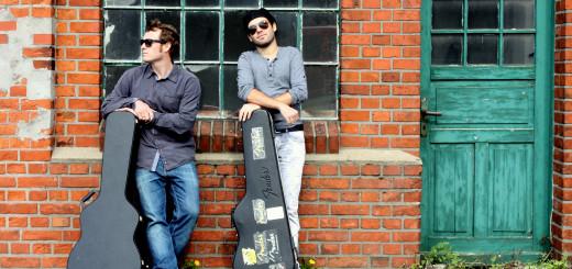 Das Singer/Songwriter-Duo Elòi Dias und Malte Zagarus spielt beim Frühlingserwachen in Ganderkesee. Foto: pv