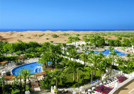 Das Riu Palace Maspalomas auf Gran Canaria. Foto TUI