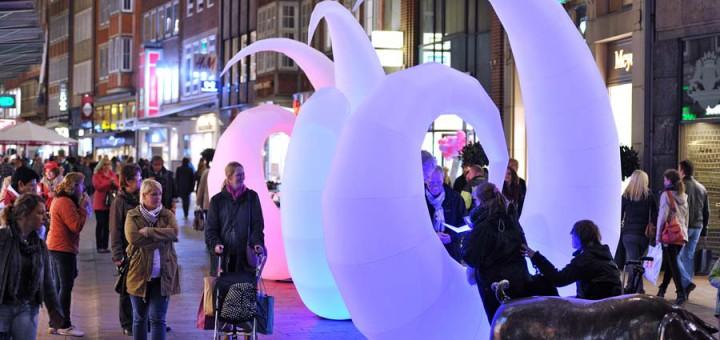 Bremer genießen das Shoppingerlebnis in der Innenstadt