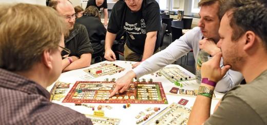 Die Bremer Spieletage bieten Einblicke in die Welt der Gesellschaftsspiele. Foto: Schlie