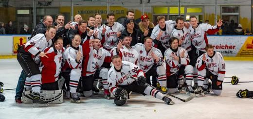 Die Mannschaft der Weserstars der Saison 2015/16, MR-Fotowork