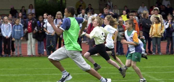 Sport im Verein.