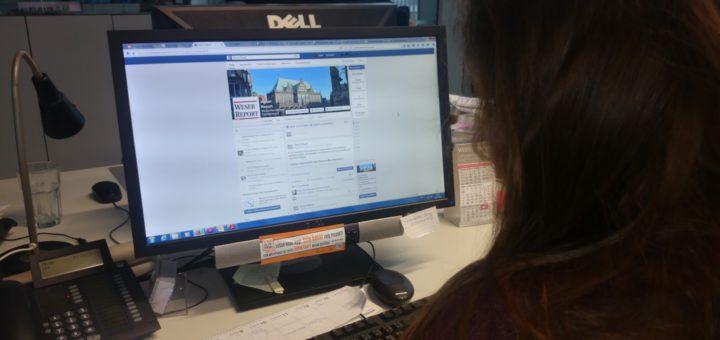 Auf Facebook tummeln sich nicht nur nette Kommentare, auch Hasspostings sind dort zu finden. Foto: WR