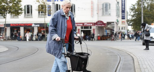 Laut einer Studie der FES wohnen im Landkreis wenige Senioren