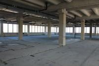 Das Foto zeigt eine Etage vor dem Umbau. Foto: Füller