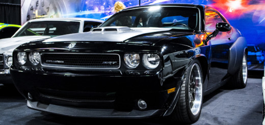 Fast and Furious 2008 Dodge Challenger SRT Foto: Bob P. B.