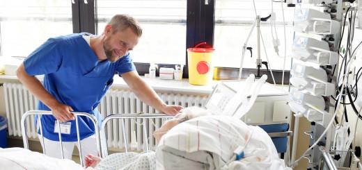 Die meisten ausländischen Berufsabschlüsse sind in den Pflegeberufen anerkannt worden. Foto: Schlie