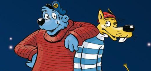 Käpt'n Blaubär und seine Crew stechen am kommenden Sonntag wieder in See. Zu erleben ist das Musical in der Glocke. Foto:pv