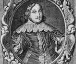 Dieser 1671 veröffentlichte Kupferstich zeigt Graf Christian IX. Bildvorlage: Stadtarchiv Delmenhorst