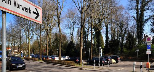 Parkplatz Am Vorwerk in Delmenhorst