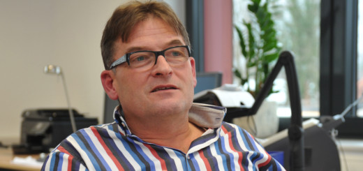 Henry Peukert wird der zukünftige Leiter des Sauna- und Bäderbetriebes in Ganderkesee sein. Die Gemeinde führt diesen ab dem 1. Januar 2017 in Eigenregie. Foto: Konczak