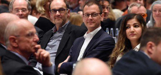Wirtschaftssenator Günthner, Foto: WR