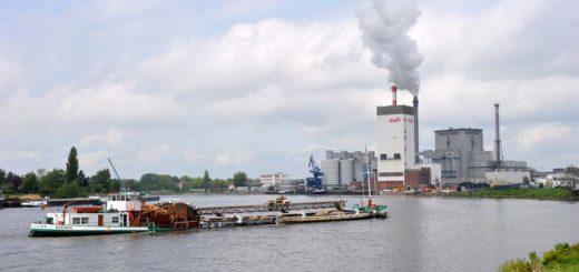 Hemelinger Hafen, Foto: WR