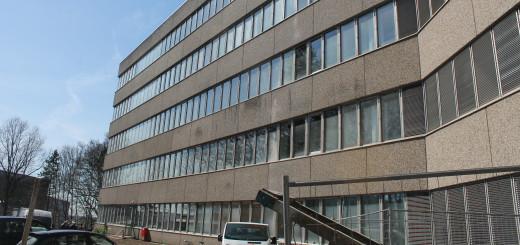 Flügel A des ehemaligen Vulkan-Verwaltungsgebäudes in Vegesack wird im April bezogen.