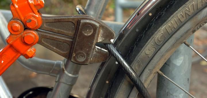 Fahrräder werden besonders häufig in der Neustadt gestohlen. Foto: WR