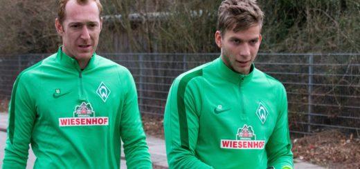 Gerhard Tremmel und Felix Wiedwald