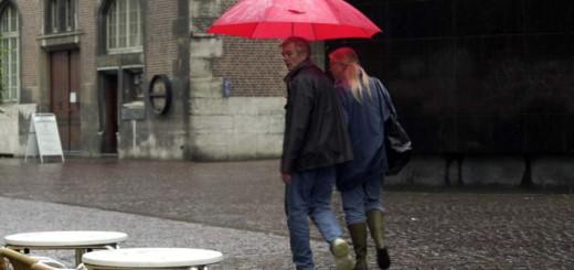 Regenwetter in Bremen Foto: WR
