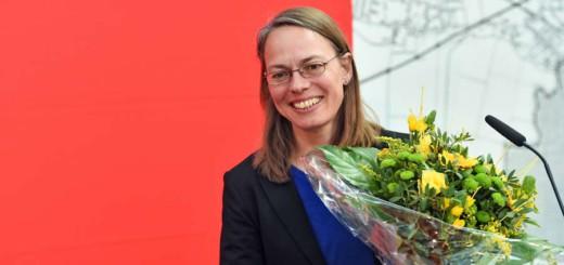 Sascha Aulepp, die designierte SPD-Landeschefin Foto: Schlie