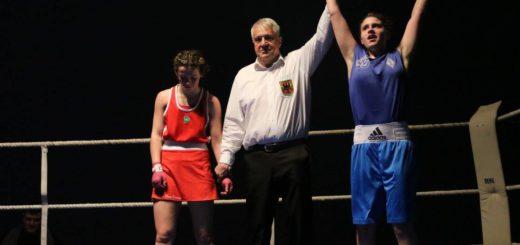 Sieg für Dominika Wolkowicz in Hemmoor