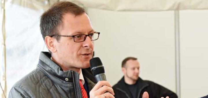 Wirtschaftssenator Martin Günthner sieht keine Auswirkungen auf den Standort Bremenhaven. Foto: Schlie