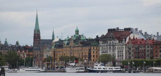 Europa trifft sich in zum ESC in Stockholm Foto: Kaloglou