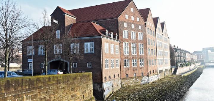 Der neue Kultur-Haushaltsplan sieht 399.000 Euro mehr für die Weserburg vor.Foto: Schlie