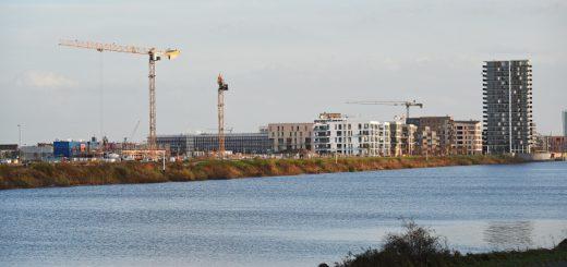 Baugebiet Marcuskaje