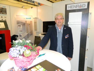 Wenn es um Badezimmer und Heizung geht, ist das Osterholz-Scharmbecker Stelljes-Team um Geschäftsführer Olaf Stelljes der richtige Ansprechpartner. Foto: Bosse