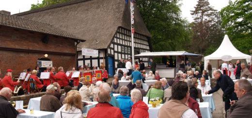 Auf dem gesamten Gelände des Lür-Kropp-Hof wird am Sonntag gefeiert. Foto: pv