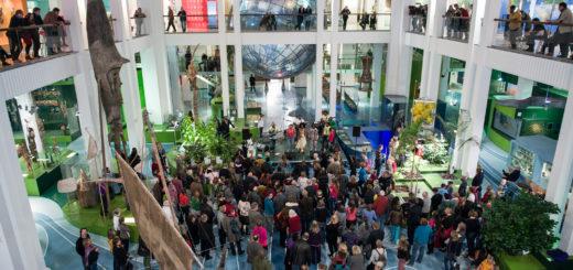 """Die """"Lange Nacht der Bremer Museen"""" lockte im vergangenen Jahr viele Besucher in die Bremer Häuser, darunter auch ins Übersee-Museum.Foto: Übersee-Museum"""
