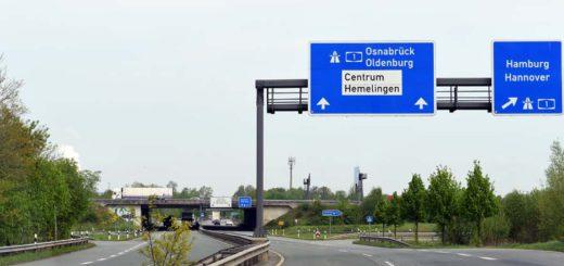 Der Autobahnzubringer Hemelingen ist wieder frei. Foto: WR