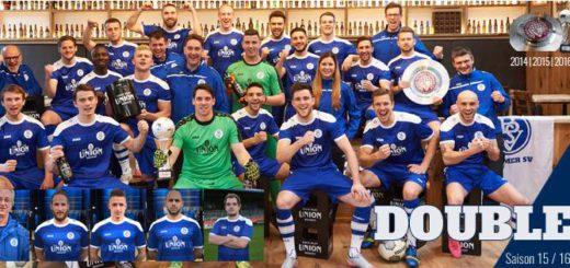 Der Bremer SV hat das Double beim Lottopokal-Finale geschafft. Foto: Bremer SV
