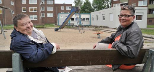 Die beiden Vereinsvorsitzenden Irene Papziner und Martina Sandhop engagieren sich unermüdlich für die Gemeinschaft Hasport.Foto: Konczak