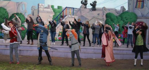 Die Freilichtbühne Lilienthal startet mit zwei neuen Stücken in ihre Spielzeit. Foto: Möller